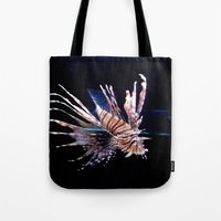 King of the Ocean Tote Bag