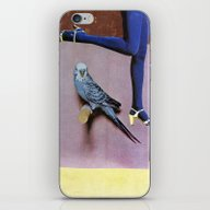 FREE BIRD iPhone & iPod Skin