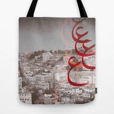 Amman City Tote Bag