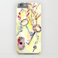 Keys iPhone 6 Slim Case