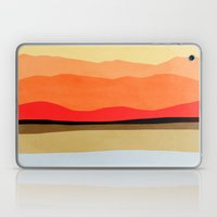 Abstract landscape 1 Laptop & iPad Skin