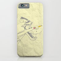 iPhone & iPod Case featuring I am the Bad Wolf and I create myself!! by carlosPARCE