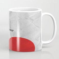 find your half (1 of 2 parts)  Mug