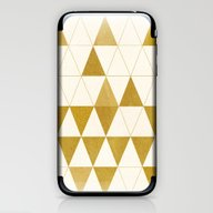 My Favorite Shape iPhone & iPod Skin