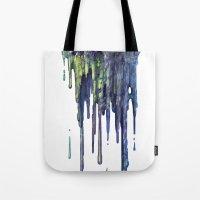 Slime Ball Tote Bag