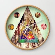 Grandeur of Nature Wall Clock