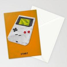 GameBoy Stationery Cards