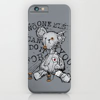 NO ONE ELSE CAN DO IT FOR YOU - grey iPhone 6 Slim Case
