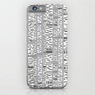Birch Forest iPhone 6 Slim Case