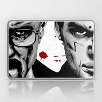 Dexter Morgan Vs Walter … Laptop & iPad Skin