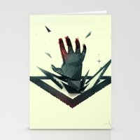 LivingDead Stationery Cards
