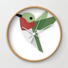 Muttervogel Wall Clock