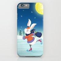 WINTER RABBIT iPhone 6 Slim Case