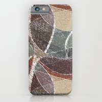 iPhone & iPod Case featuring dog eared I by Ted and Rose Design