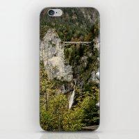 Marienbrücke iPhone & iPod Skin