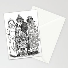 Trick R' Treat Stationery Cards