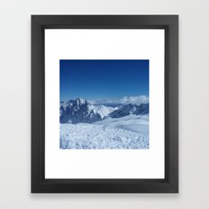 Zugspitze 15 Framed Art Print
