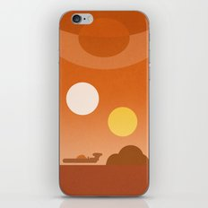 Tatooine iPhone & iPod Skin