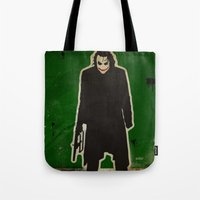 The Dark Knight: Joker Tote Bag
