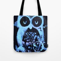 Too Early Bird Tote Bag