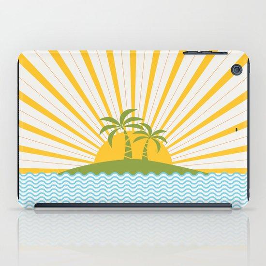 Summer Sun iPad Case