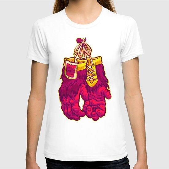 GORILLA GLOVES T-shirt