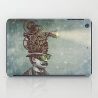 The Projectionist (colou… iPad Case