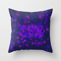 X-plosion Throw Pillow