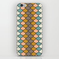 Autumn Chirp iPhone & iPod Skin