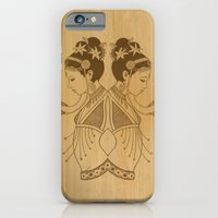 Reflected Dancers iPhone 6 Slim Case