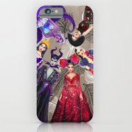 Wicked Queens. iPhone 6 Slim Case