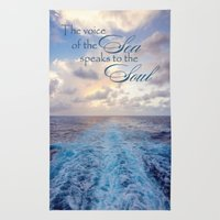 Voice of the Sea Rug