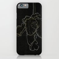 iPhone & iPod Case featuring Dark Orchid by BrainSoup