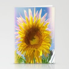 Summer Sunflower Stationery Cards