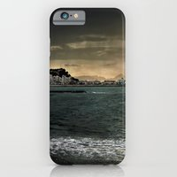 iPhone & iPod Case featuring Storm in the sea by Jesús M.Chamizo