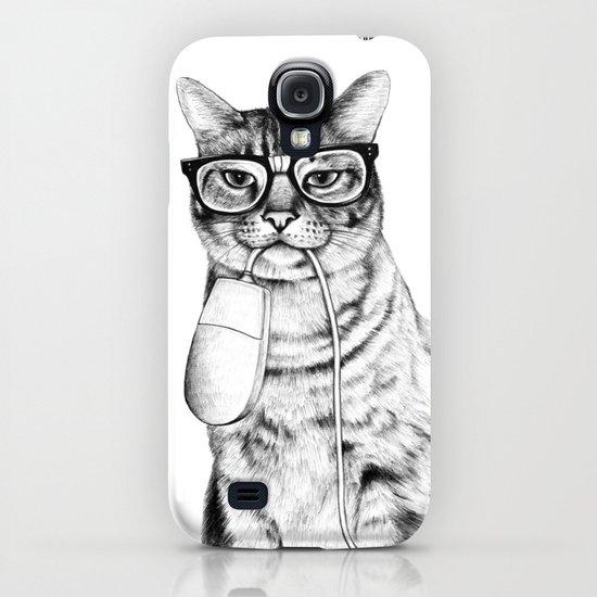 Mac Cat iPhone & iPod Case