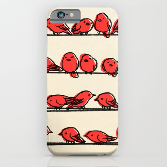 Hanging Out iPhone & iPod Case