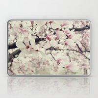 magnolia. Laptop & iPad Skin
