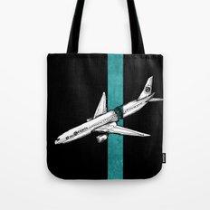 Flight 815 Tote Bag