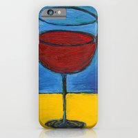 iPhone & iPod Case featuring Afternoon Snack II by Libby Brown