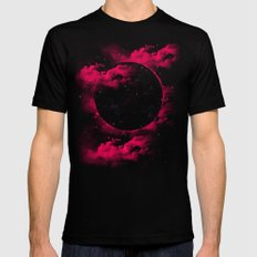 Black Hole Mens Fitted Tee Black SMALL