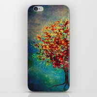 Autumn Tree iPhone & iPod Skin