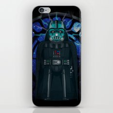 Emperor's Wrath Darth Vader iPhone & iPod Skin