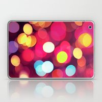 Pink Light Laptop & iPad Skin
