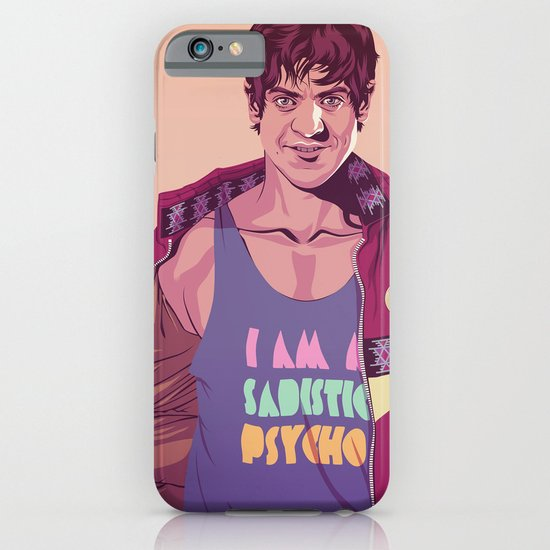 GAME OF THRONES 80/90s ERA CHARACTERS - Ramsay Snow iPhone & iPod Case