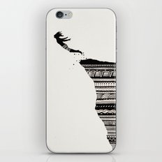 Cliff Diver iPhone & iPod Skin