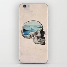 Brain Waves iPhone & iPod Skin