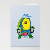 My Imagination Stationery Cards