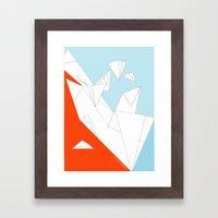 paperwings Framed Art Print