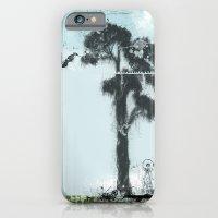 Beautiful Blue iPhone 6 Slim Case